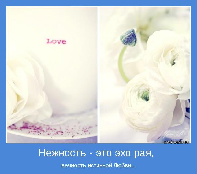 вечность истинной Любви...