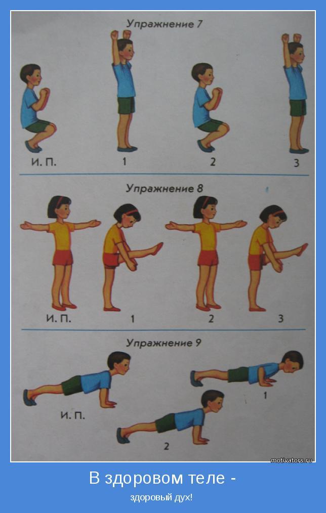 физические упражнения для сжигания жира на животе
