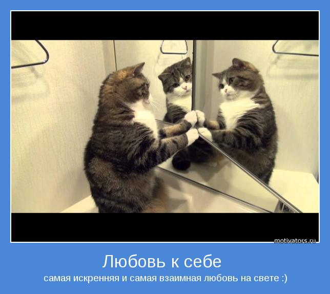 самая искренняя и самая взаимная любовь на свете :)