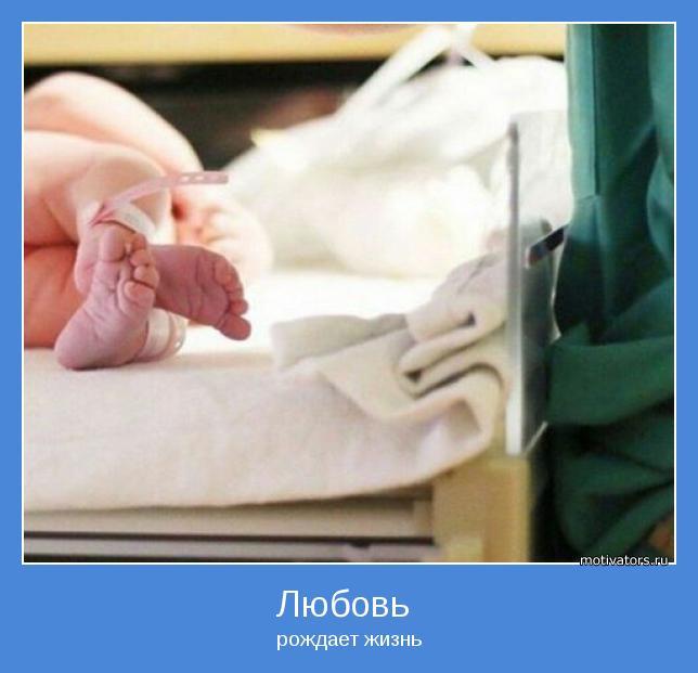 рождает жизнь