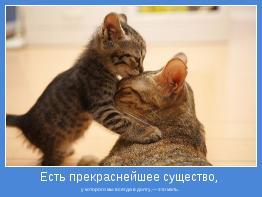 у которого мы всегда в долгу,— это мать.