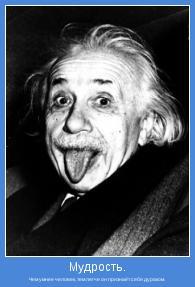 Чем умнее человек, тем легче он признаёт себя дураком.