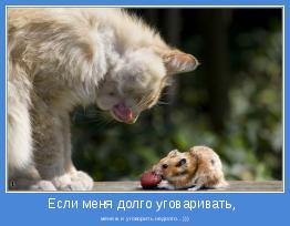 меня ж и уговорить недолго...)))