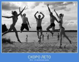 Лето - это маленькая жизнь