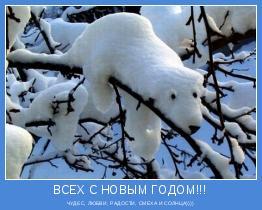 ЧУДЕС, ЛЮБВИ, РАДОСТИ, СМЕХА И СОЛНЦА))))