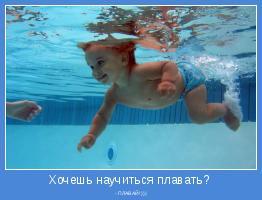 - ПЛАВАЙ!)))