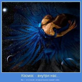 Мы — это способ, которым Космос познаёт себя...